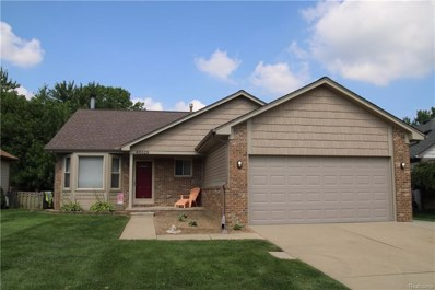 46629 Oak Pointe Drive, Macomb Twp, MI 48042 - MLS#: 218076747