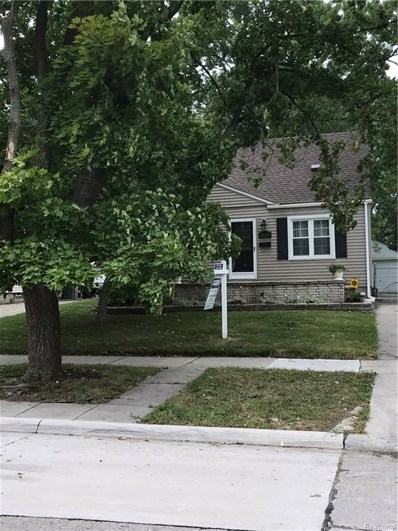 1525 Donald Avenue, Royal Oak, MI 48073 - MLS#: 218076802