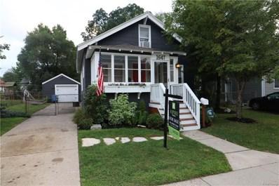 1647 W Troy Street, Ferndale, MI 48220 - MLS#: 218076891
