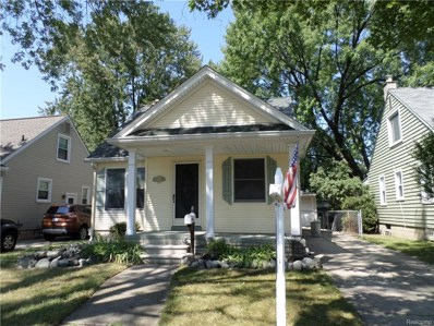 2856 Sunnyknoll Avenue, Berkley, MI 48072 - MLS#: 218076963