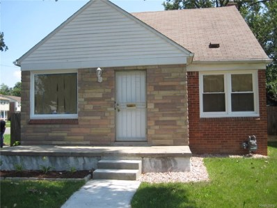 19812 Braile St S, Detroit, MI 48219 - MLS#: 218076993