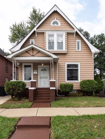 2173 Hubbard Street, Detroit, MI 48209 - MLS#: 218077001