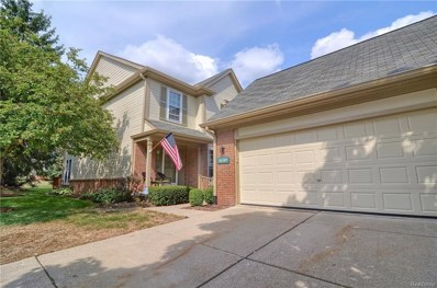 16749 Country Knoll Drive UNIT 21, Northville Twp, MI 48168 - MLS#: 218077005