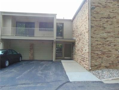 3825 Lone Pine Road UNIT 303, West Bloomfield Twp, MI 48323 - MLS#: 218077022
