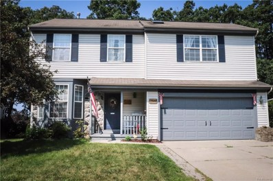15042 Western Valley Dr, Holly Vlg, MI 48442 - MLS#: 218077049