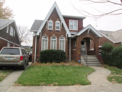 3685 Bedford Street, Detroit, MI 48224 - MLS#: 218077066