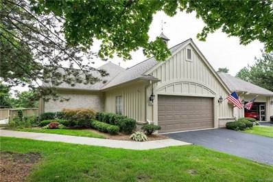 2378 Hickory Glen Drive, Bloomfield Hills, MI 48304 - MLS#: 218077153