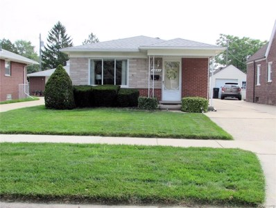 1841 11TH, Wyandotte, MI 48192 - MLS#: 218077162