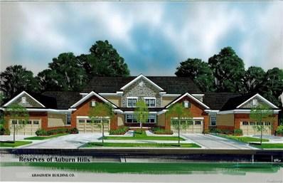 3014 Brentwood, Auburn Hills, MI 48326 - MLS#: 218077235