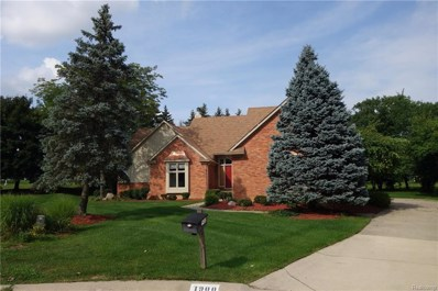 1900 Independence Court, Rochester Hills, MI 48306 - MLS#: 218077368