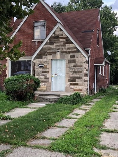 20444 Orleans Street, Detroit, MI 48203 - MLS#: 218077395