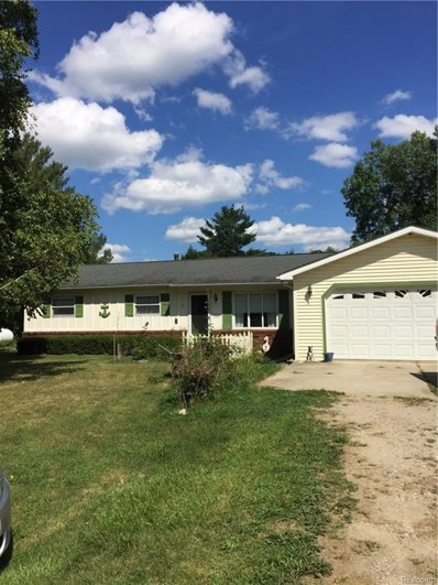 16455 Bird Road, Argentine Twp, MI 48451 - MLS#: 218077404