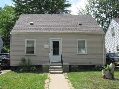 3528 Byrd Street, Dearborn, MI 48124 - MLS#: 218077413