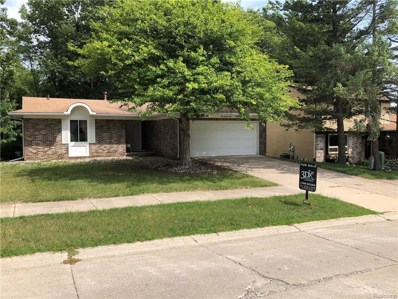 201 Woodlake Drive, Brighton, MI 48116 - MLS#: 218077545