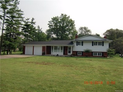 28525 Brandes Road, Huron Twp, MI 48134 - MLS#: 218077550