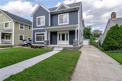1311 Hoffman Avenue, Royal Oak, MI 48067 - MLS#: 218077574