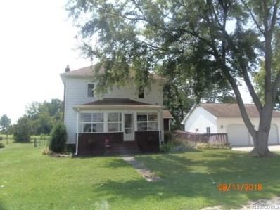 1315 W Cohoctah Road, Cohoctah Twp, MI 48816 - MLS#: 218077609