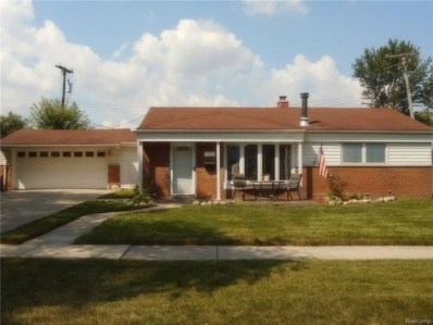 18738 Valade Street, Riverview, MI 48193 - MLS#: 218077662