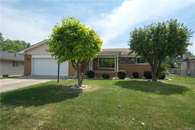 36388 Haverhill Street, Sterling Heights, MI 48312 - MLS#: 218077690