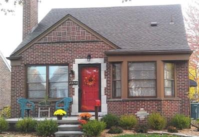 23153 Marlboro Street, Dearborn, MI 48128 - MLS#: 218077863