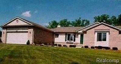 8047 Hillside Lakes Drive, Green Oak Twp, MI 48116 - MLS#: 218077897