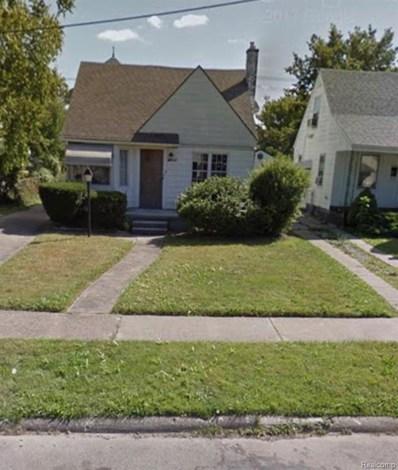 15894 Lappin Street, Detroit, MI 48205 - MLS#: 218077910