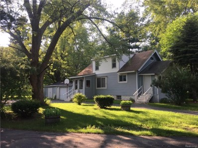 2641 Beach Road, Port Huron Twp, MI 48060 - MLS#: 218077917