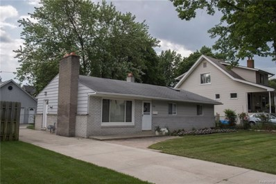 414 Baldwin Avenue, Royal Oak, MI 48067 - MLS#: 218078006