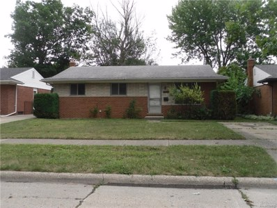 31546 Northwood, Fraser, MI 48026 - MLS#: 218078014