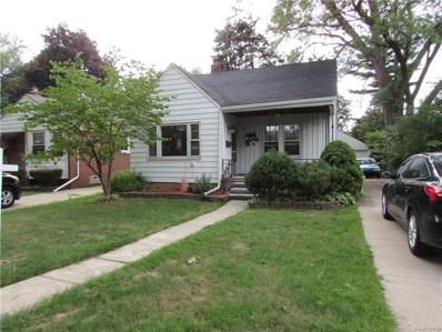 3754 Bennett Street, Dearborn, MI 48124 - MLS#: 218078019