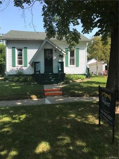 410 W Oak Street, Vassar, MI 48768 - MLS#: 218078035