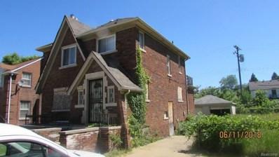 3958 Berkshire Street, Detroit, MI 48224 - MLS#: 218078095