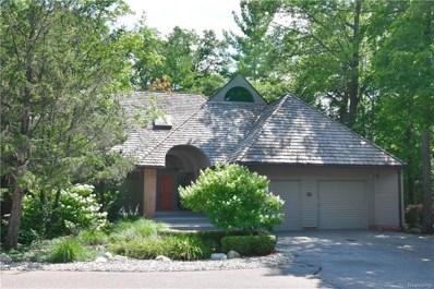55 Scenic Oaks Drive N, Bloomfield Hills, MI 48304 - #: 218078129