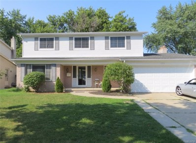 1216 Blairmoor Court, Grosse Pointe Woods, MI 48236 - MLS#: 218078170