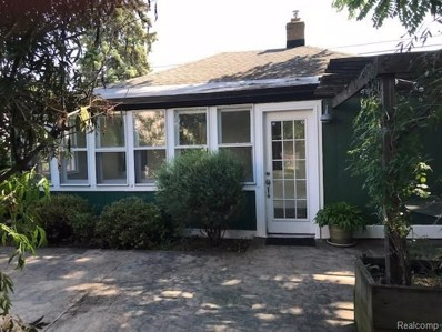 1420 Beaconsfield Avenue, Grosse Pointe Park, MI 48230 - MLS#: 218078175