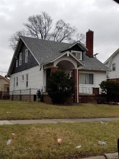 13176 Manor Street, Detroit, MI 48238 - MLS#: 218078216