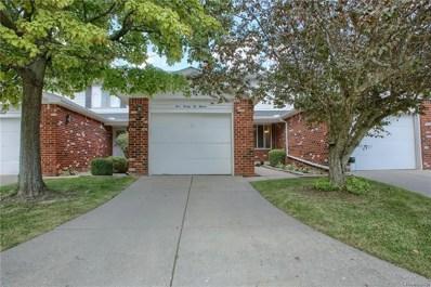 42211 Toddmark Lane, Clinton Twp, MI 48038 - MLS#: 218078257