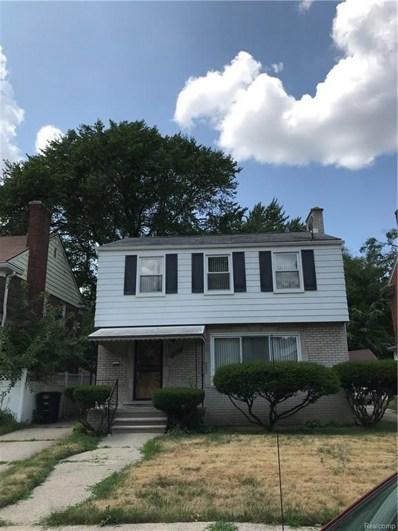 19307 Pinehurst Street, Detroit, MI 48221 - MLS#: 218078279