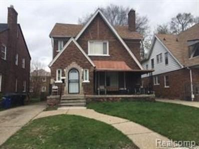 17315 Wisconsin Street, Detroit, MI 48221 - MLS#: 218078297