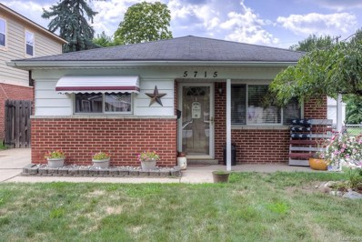 5715 Kingsbury Street, Dearborn Heights, MI 48127 - MLS#: 218078473