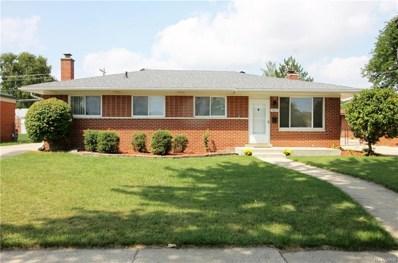 35673 Malibu Drive, Sterling Heights, MI 48312 - MLS#: 218078490
