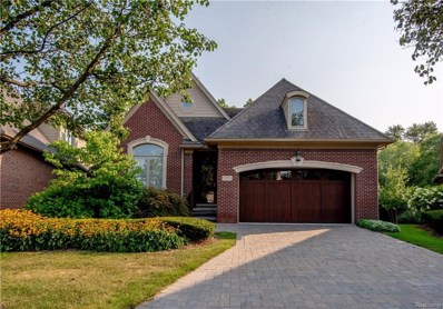 5370 Pembrooke Crossing Court, West Bloomfield Twp, MI 48322 - MLS#: 218078519
