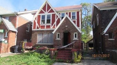 16606 Woodingham Drive, Detroit, MI 48221 - MLS#: 218078553