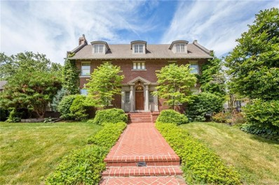 1023 Bedford Road, Grosse Pointe Park, MI 48230 - MLS#: 218078589