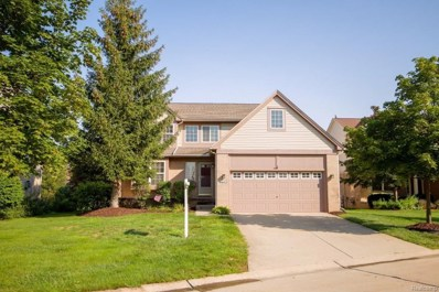 41602 Strawberry Court, Canton Twp, MI 48188 - MLS#: 218078618