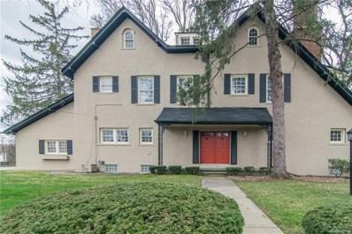 160 E Long Lake Road, Bloomfield Hills, MI 48304 - MLS#: 218078719