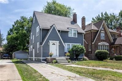 4344 Kensington Avenue, Detroit, MI 48224 - MLS#: 218078736