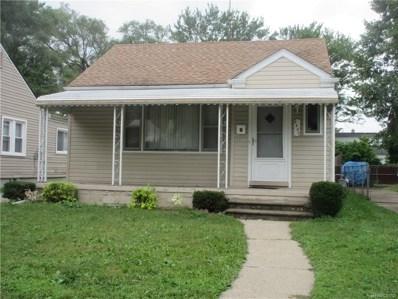 6467 Brace Street, Detroit, MI 48228 - MLS#: 218078743