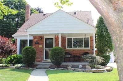 1861 Culver Avenue, Dearborn, MI 48124 - MLS#: 218078749
