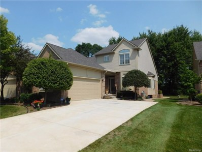 40687 Saint Louis Drive, Clinton Twp, MI 48038 - MLS#: 218078761